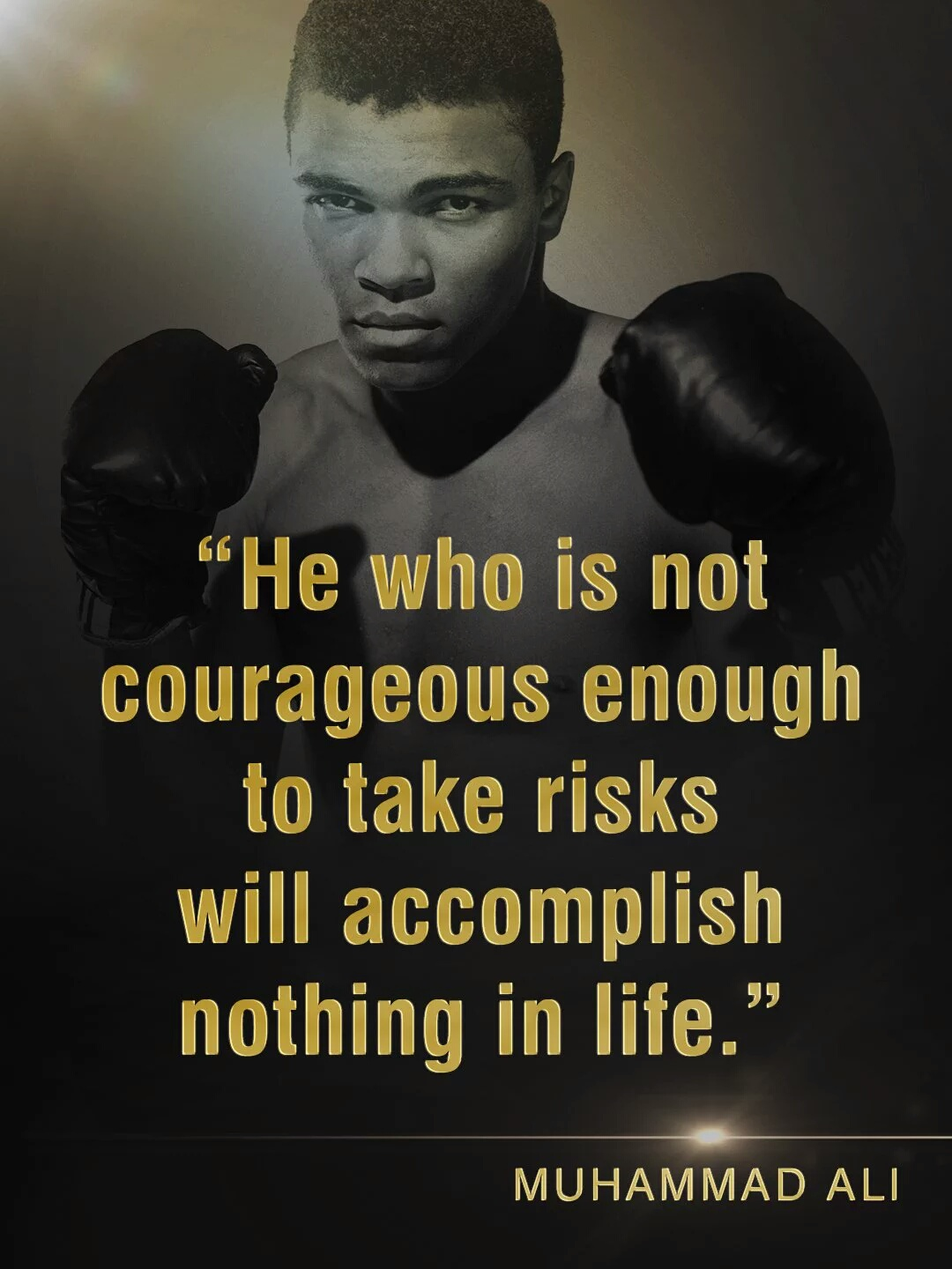 Dr. Flo | Top 10 Mohammed Ali\'s Quotes
