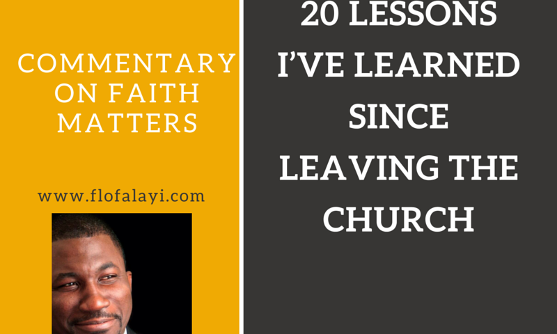Commentary_20 Lessons Learnt