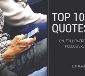 QUOTES ON FOLLOWERSHIP