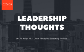 Leadership thoughts